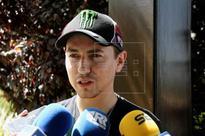 MOTOCICLISMO MOTOGP - Lorenzo: