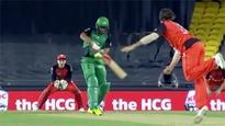 Big Bash in the wrong spot: Quiney cops one