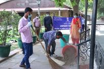 Observance of Swachhta Pakhwada of M/O Tourism Today