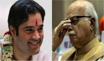 Varun Gandhi, LK Advani dropped from BJP's star campaigners list for UP polls