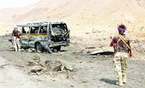 10 killed as bombers attack Yemeni Army checkpoints