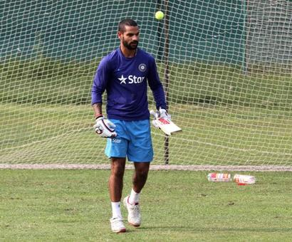 'We are banking on Shikhar Dhawan in the World T20'
