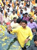 Lokesh asks youth to join hands in mission to develop State