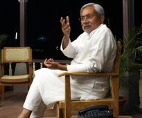 Nitish Kumar meets PM Modi, seeks Centre's intervention in desilting Ganga