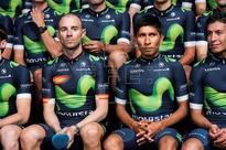 CICLISMO TOUR - Nairo Quintana y Valverde encabezan el Movistar para el Tour