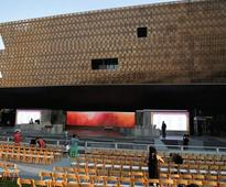 NO HOLDS BARRED: The new African-American history museum is simply spectacular