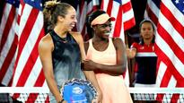 US Open 2017: Champion Sloane Stephens ready to buy 'a lot' of drinks for runner-up Madison Keys