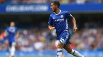 Hazard can 'decide' the title: Ivanovic