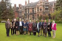 Orientalist Museum team takes part in UK forum