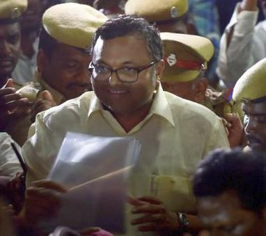 SC directs Karti Chidambaram to appear before CBI on Aug 23