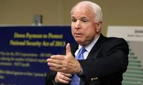 McCain: Tea Party Senators' Stand on Budget 'Bizarre'