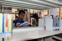 Bank Indonesia office opens public library in Central Sulawesi