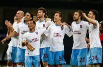 Trabzonspor stun champions Inter