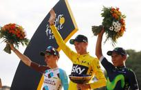 Froome seals third title