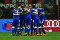 Soriano at the double as Samp edge Genoa in thriller