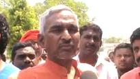 Those who don't say 'Bharat Mata ki Jai' are Pakistanis: UP BJP MLA