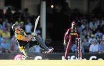 De Villiers celebrates 200-up in pyjamas