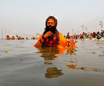 Is Modi really interested in saving the Ganga?