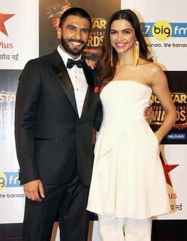 PIX: Deepika, Ranveer, Salman at Big Star Entertainment Awards