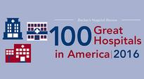100 great hospitals listed