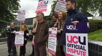 Unhappy University Lecturers