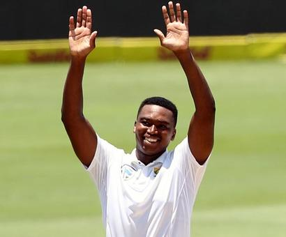 PHOTOS: Ngidi takes six as South Africa rout India to seal series