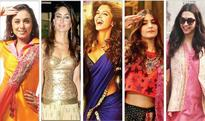 Let Bollywood icons guide the fashionista within you