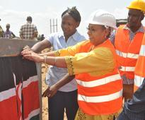 Improve maternal care, First Lady urges county chiefs