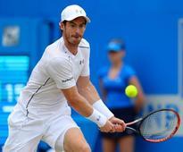 Murray wins Queen's again