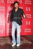 SRK, Esha Gupta, Shriya Saran's stylish night out