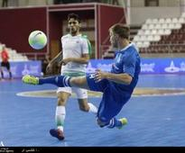 Iran's Tasisat Daryaei held to draw by Dynamo Moscow in Futsal Intercontinental Cup