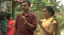 Kerala bride votes in wedding finery, runs back to take her vows