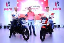 Hero MotoCorp launches first completely in-house designed & developed motorcycle — New Splendor iSmart 110