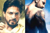 SRK's 'Raees' to clash with Ajay Devgn's 'Shivaay' this Diwali