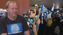 NZ's biggest Leicester City fan to join epic EPL celebrations