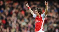 Tomas Rosicky still not ready for Sparta Prague after return from Arsenal
