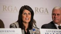 Nikki Haley gets sworn-in as US Ambassador to UN, becomes first Indian-American to serve on a Cabinet rank position