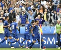 News Italy finally ends its losing run against Spain with 2-0 win