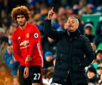 Marouane Fellaini wanted by West Ham from Man United in January transfer window