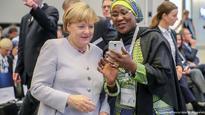 Merkel, God and the burqa