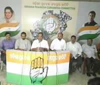 Odisha Congress suspends two zilla parishad members for defying party order