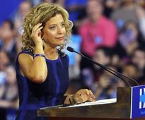 Democrats stagger to convention in crisis