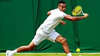 Tennis great John Newcombe throws support behind Nick Kyrgios' Wimbledon campaign
