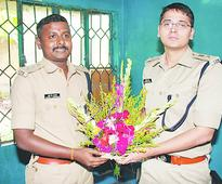 Change of guard in two districts