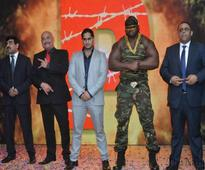 Pro-Wrestling Pakistan formally inaugurated