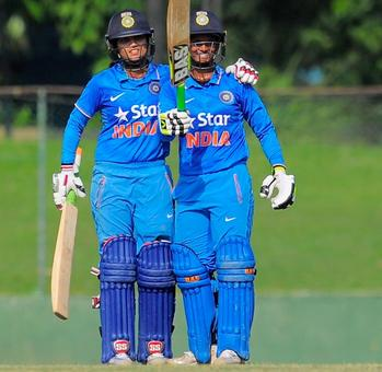 ICC Women's World Cup qualifier champions: India!