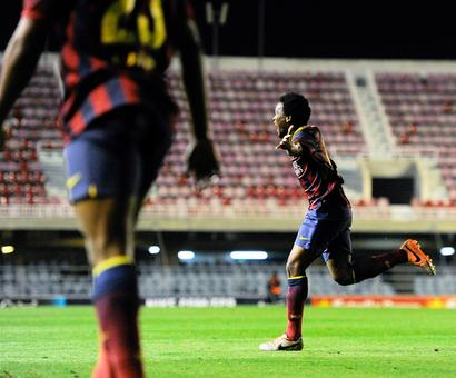 King's Cup: Barca salvage draw against improved Valencia