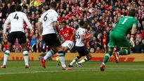 Premier League: Marcus Rashford brace helps Manchester United edge Liverpool at Old Trafford