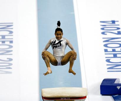 Dipa Karmakar: Vaulting from primitive beginnings to the Olympics