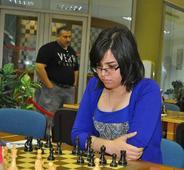 Mona Khaled to represent Egypt at Women's World Chess Championship 2017